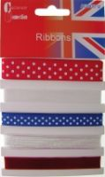 Craftime Britannia Ribbons